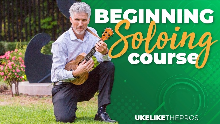 uke like the pros review - Soloing Course