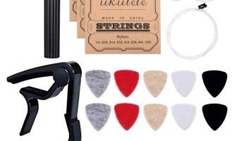 best ukulele accessories