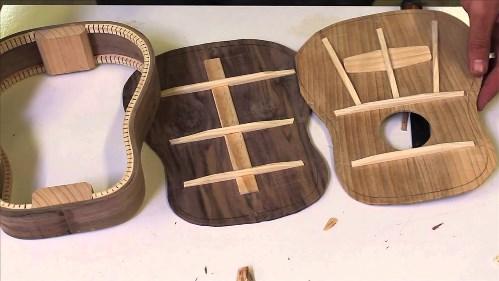 custom builders ukuleles