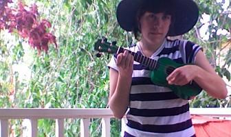 outdoor ukuleles